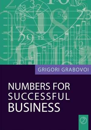 Numbers for Successful Business de Grigori Grabovoi