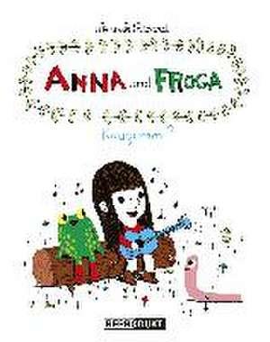 Anna und Froga - Kaugummi? de Anouk Ricard