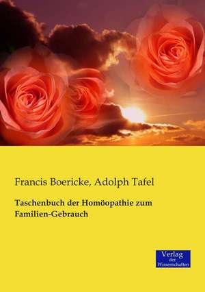 Taschenbuch der Homoeopathie zum Familien-Gebrauch