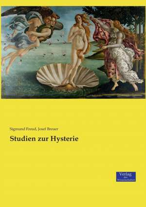 Studien zur Hysterie de Sigmund Freud