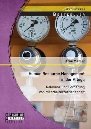 Human Resource Management in Der Pflege