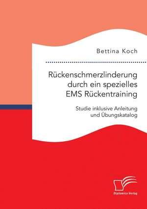 Ruckenschmerzlinderung Durch Ein Spezielles EMS Ruckentraining
