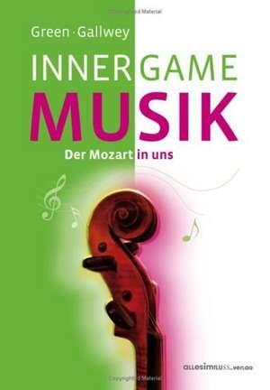 Inner Game Musik de Barry Green