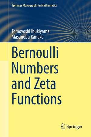 Bernoulli Numbers and Zeta Functions imagine