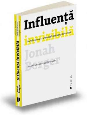 Influență invizibilă de Jonah Berger