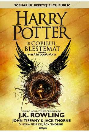 Harry Potter și copilul blestemat de J. K. Rowling