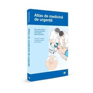 Atlas de Medicină de urgență de Hans Anton Adams