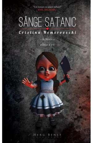 Sânge satanic (ediţia 2013) de Cristina Nemerovschi