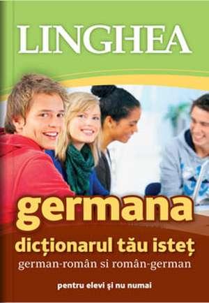 Dicţionarul tău isteţ german-român şi român-german de ***