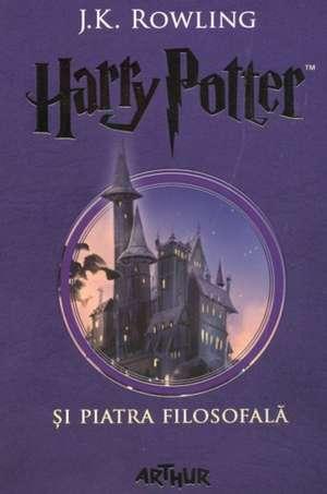 Harry Potter Si Piatra Filosofala de J. K. Rowling