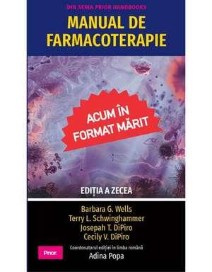Manual de Farmacoterapie pentru rezidențiat de Adina Popa