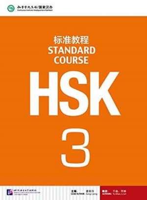 HSK Standard Course 3 - Textbook de Jiang Liping