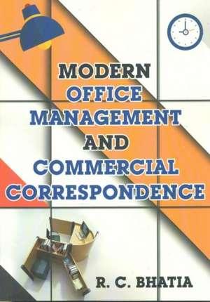 Modern Office Management & Commerical Correspondence imagine