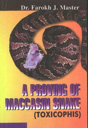 Proving of Maccasin Snake