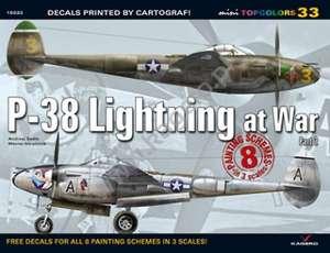 P-38 Lightning At War  Part 2