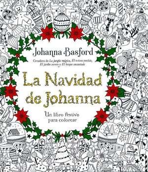 SPA-NAVIDAD DE JOHANNA de Johanna Basford
