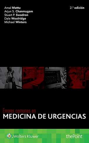 Errores comunes en medicina de urgencias