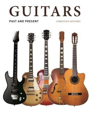 Seguret, C: Guitars imagine
