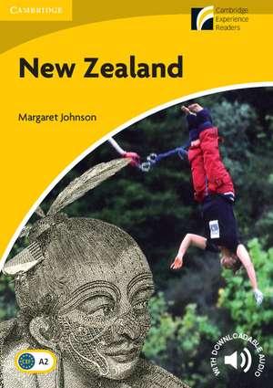 New Zealand Level 2 Elementary/Lower-intermediate de Margaret Johnson