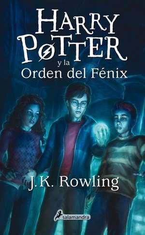 Harry Potter y La Orden del Fenix (Harry 05) de J. K. Rowling