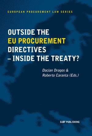 Outside the Eu Procurement Directives - Inside the Treaty? imagine