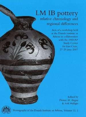 LM IB Pottery imagine
