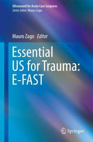 Essential US for Trauma: E-FAST imagine