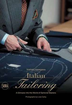 Italian Tailoring de Yoshimi Hasegawa