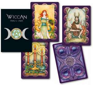 Wiccan Oracle Cards de Nada (Nada Mesar) Mesar