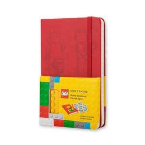 Agenda Moleskine Lego Limited Edition Notebook II, Pocket 9 x 14 cm A6