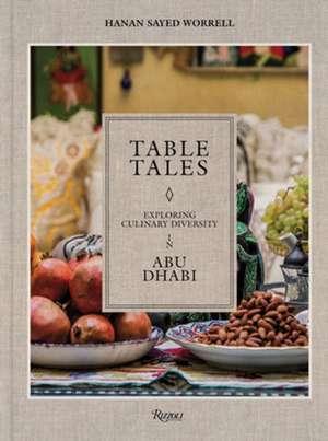 Table Tales de Hanan Sayed Worrell
