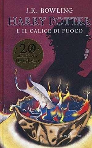 Harry Potter 4 e il calice di fuoco de J. K. Rowling
