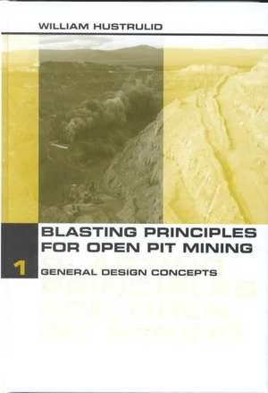 Blasting Principles for Open Pit Mining, Set of 2 Volumes imagine
