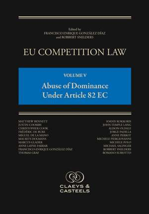 Abuse of Dominance Under Article 102 TFEU