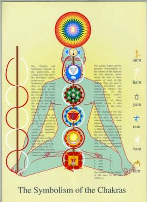 Symbolism of the Chakras -- A4 imagine