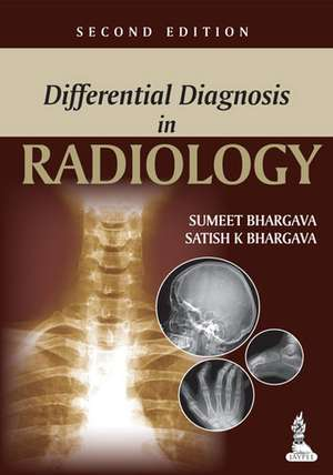 Differential Diagnosis in Radiology