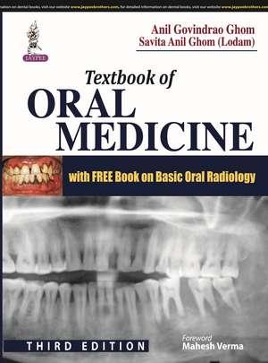 Textbook of Oral Medicine imagine