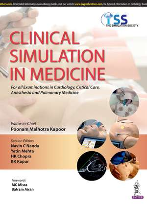 Clinical Simulation in Medicine