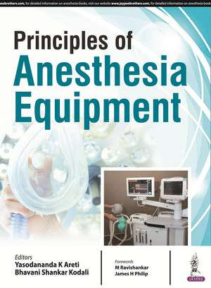 Principles of Anaesthesia Equipment