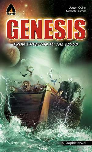 Genesis: From Creation To The Flood