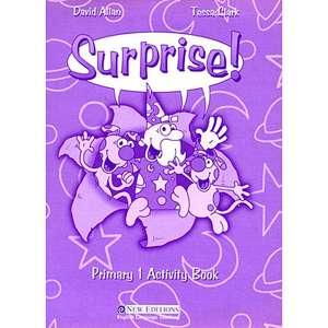 Surprise! Primary 1 de David Allan