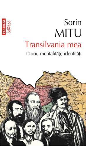 Transilvania mea. Istorii, mentalitati, identitati de Sorin Mitu