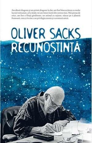 Recunoștință de Oliver Sacks