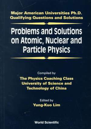 Problems and Solutions on Atomic, Nuclea imagine