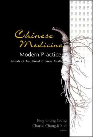 Chinese Medicine - Modern Practice