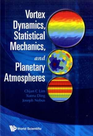 Vortex Dynamics, Statistical Mechanics, and Planetary Atmospheres imagine