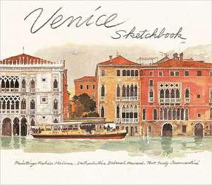 Venice Sketchbook de Fabrice Moireau