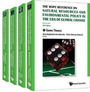 The WSPC Reference of Natural Resources and Environmental Policy in the Era of Global Change imagine