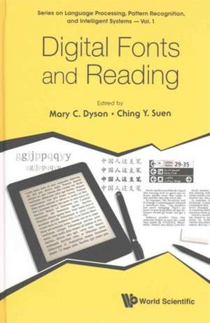 Digital Fonts and Reading de Mary C. Dyson