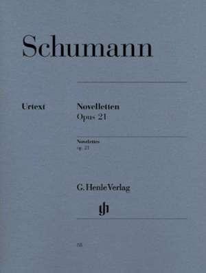 Novelletten op. 21 de Robert Schumann
